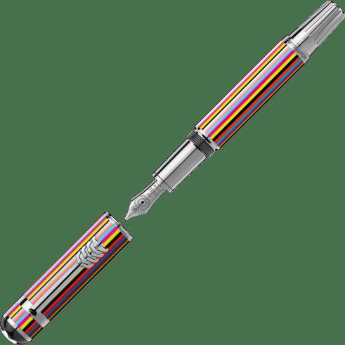 pluma montblanc edicion especial beatles