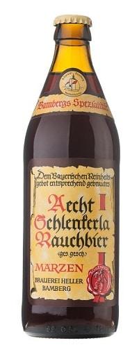 Aecht Schlenkeria Rauchbier cerveza alemana