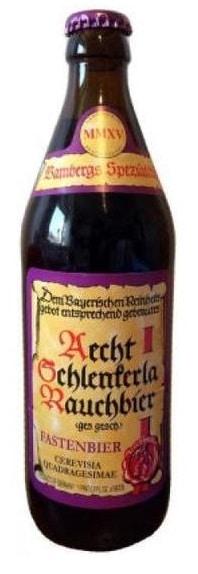 Aecht Schlenkerla Fastenbier - Rauchbier cerveza de alemania