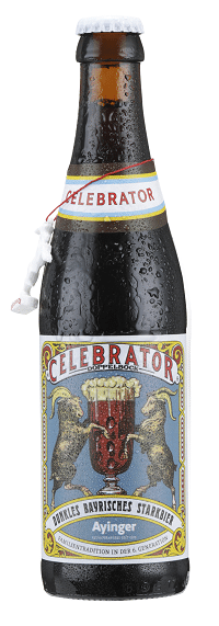 Ayinger Celebrator Doppelbock cerveza fabricacion alemana artesana