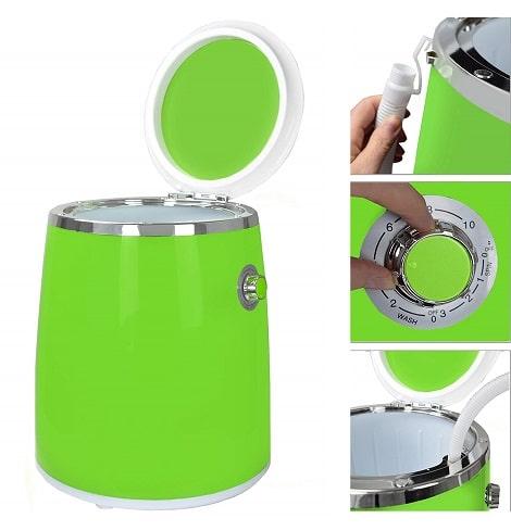 lavadora camping syntrox germany